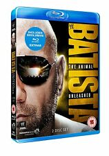 WWE Batista - The Animal Unleashed 2er [Blu-ray] NEU