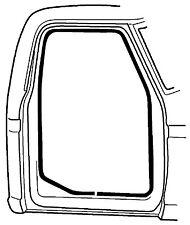 New 1973-1979 Ford Truck and Bronco Door Weatherstrip