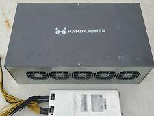 8X GPU PANDAMINER MINING RIG CASE TESTED ETH RVN.