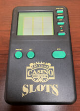Vintage 1994 Las Vegas Slots - Handheld Portable Game Console