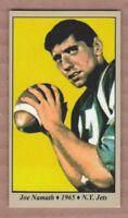 Joe Namath '65 New York Jets Monarch Corona Tobacco Road series #56