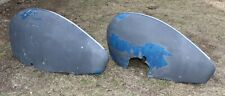 Pair of Stinson 108 Metal Wheel Pants, Maybe Other Aircraft - Free Ship w/in 48
