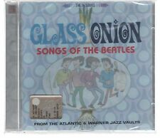 GLASS ONION SONGS OF THE BEATLES  CD SIGILLATO!!!