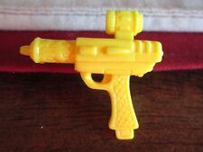 TMNT RAPH Green Teen BERET  Playmates 1991 Whip Cream Pistol GUN Yellow  Weapon