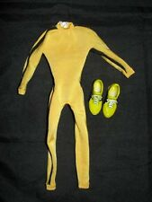Hot Toys Enterbay Suit 1/6 Bruce Lee Yellow Kill Bill