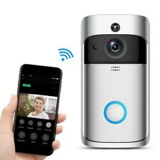 Ring Video Doorbell with Hd Video Motion Activated Alerts Easy Installation