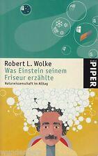 b~ Lo que EINSTEIN seinem PELUQUERÍA dijo - Robert L. NUBE tb (2005)