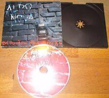 Aldo Nova-Blood on the bricks PROMO-SINGLE DIGIPAK CD