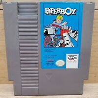 PAPERBOY NES NINTENDO Video Game Cartridge Only - Authentic! - Free Shipping!