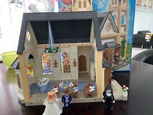 Playmobil Kirche 4296 Mit Sound