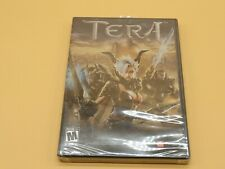TERA .PC/DVD ROM ***SEALED***BRAND NEW***!!!!!!!!!!