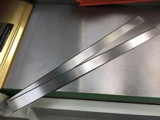 410mm x 25mm x 3mm HSS Planer Blades/Knives for Sedgwick Planers - Pair