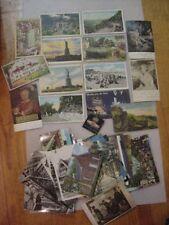 Over 70 Vintage & Antique Postcards Linen, Etratat, Beach, Gothic, Cuba, +