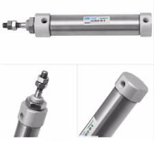 Pneumatic mini Air Cylinder 16mm bore - 50mm stroke Double acting Single rod