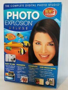 Explosion Deluxe The Complete Digital Photo Studio