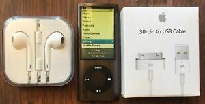 Apple iPod Nano 5th Generation Black (8 GB)
