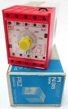 PILZ NUP Zeitrelais Time Relay Timer 3-300sec. 220V~ NUP/300/220V~/2UzFBM unused