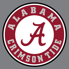 University of Alabama Vinyl Sticker/Decal *NCAA *College *Crimson Tide *Football