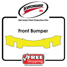 Kits for Hyundai - 3M 846 Scotchgard Paint Protection Film - Front Bumper Only