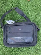 """Black Icon Notebook Case Fits Most 17"""" Laptops (CB117-BLK)"""