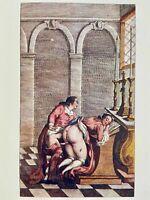 Jean Gervaise de Latouche Erotik Akt Erotic Nonne Kloster Kirche Sex Love Art
