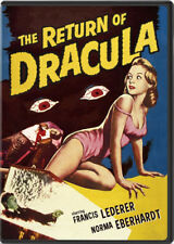 The Return Of Dracula [New DVD] Mono Sound