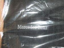MERCEDES BENZ ORIGINALE Set Rips Tappetini B CLASSE W 245 NUOVO NERO