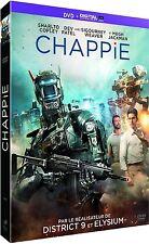DVD *** CHAPPIE *** avec Sigourney Weaver, Dev Patel, ... ( neuf sous blister )