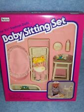 "Vintage Baby Sitting Set by Sears Roebuck for Barbie & other 11 ½"" Fashion Dolls"