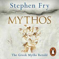Mythos The Greek Myths Retold by Stephen Fry 9781405934329 | GC All 14cd