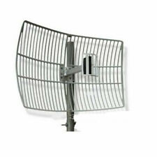 Long Range 24dBi 2.4G WIFI Wireless Grid Parabolic Antenna N Female