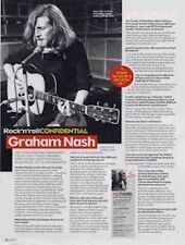 Graham Nash Hollies a retrospective Interview