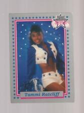 1992 Enor Dallas Cowboys Cheerleaders #31 Tammi Ratcliff card