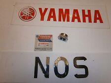 YAMAHA DS6, YDS5, YM2C - FRAME WHEEL REAR WHEEL SPROCKET SHAFT NUT