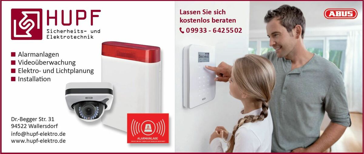 Sicherheits & Elektrotechnik Hupf