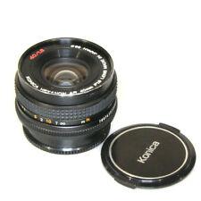 Konica Hexanon AR 1,8/40mm Pancake Konica adaptable for Digital #7687417