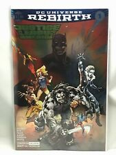 Justice League of America #1 Gold Foil Variant