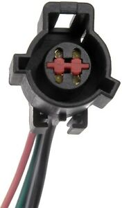Oxygen Sensor Connector-Fuel Pump Harness Connector Dorman 645-708