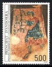 (Ref-12003) Andorra (French) 1987 Romanesque Art  SG.F395 Mint (MNH)