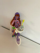 1996 Bicyclin Whitney & Kitty With Bicycle - Adult Collection - Original Clothes
