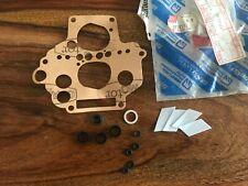 Lancia Beta 1.6 S1 NEW GENUINE carburettor gasket & seal kit 9938516 2G2
