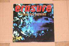 Erasure 7 vinyl Ship of fools MUTE 74 1988