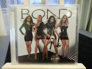 BOND - PLAY   (RARE CD - BRAND NEW - SEALED)....£12.95   FREEPOST