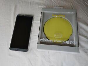 LG G6 - 32GB - Ice Platinum (T-Mobile) Smartphone