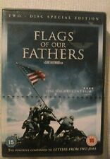 Flags Of Our Fathers (DVD, 2-disc special edition) brand new still sealed.