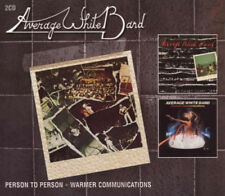 Average White Band : Person to Person/Warmer Communications CD (2009) ***NEW***