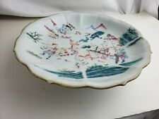 Excellent antique chinese bowl signed, detailed