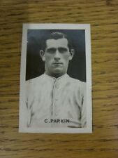 01/07/1922 Trade Card: Champion No 23: Sporting Champions - Cecil Parkin (Lancas