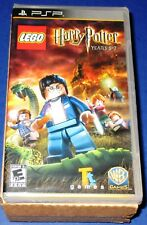 Lot of 4 (Sealed Case) LEGO Harry Potter: Years 5-7 Sony PSP *New! *Free Ship!
