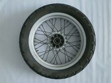 CERCHIO POSTERIORE - REAR WHEEL SUZUKI FREEWIND XF 650 97-03